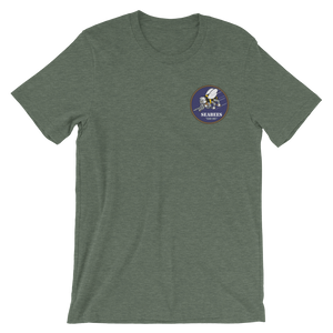 Seabees 100% Embroidered Short-Sleeve Unisex T-Shirt