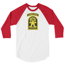 Load image into Gallery viewer, GERONIMO 3/4 sleeve raglan shirt