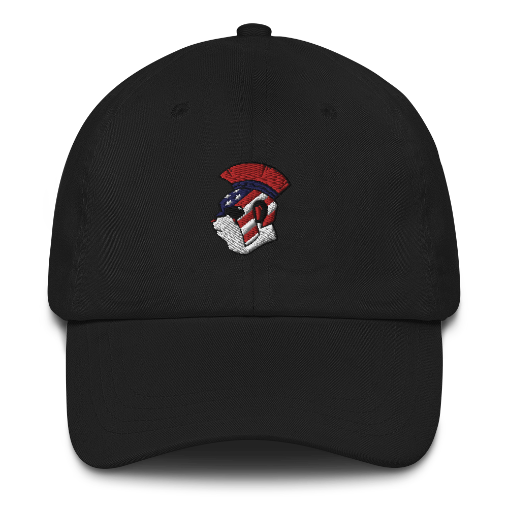 Spartan Panda Dad hat