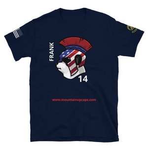 FRANK 14 TEAM MOUNTAIN UP RACING TEE