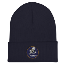 Load image into Gallery viewer, Seabees Cuffed Beanie