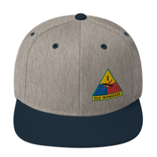 Load image into Gallery viewer, 1st AD Snapback Hat