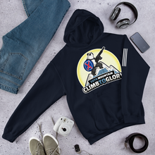 Load image into Gallery viewer, Pando:  CLIMB TO GLORY HOODIE
