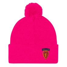 Load image into Gallery viewer, 4/25th Abn Pom-Pom Beanie