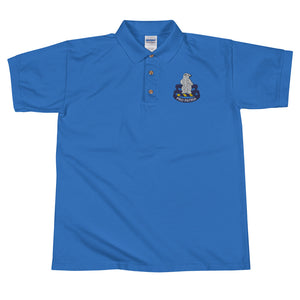 George Embroidered Polo Shirt