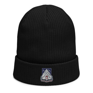 87th Infantry Regiment Organic ribbed beanie
