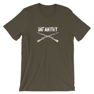 Infantry Short-Sleeve Unisex T-Shirt