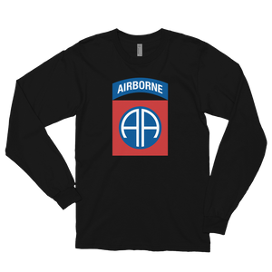 82nd Abn Long sleeve t-shirt