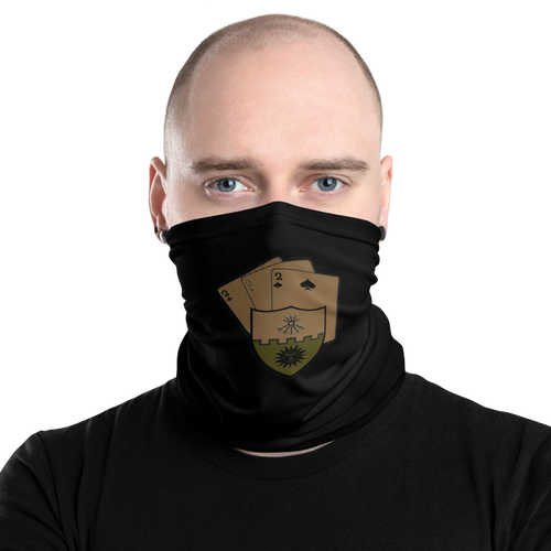 Triple Deuce Neck Gaiter