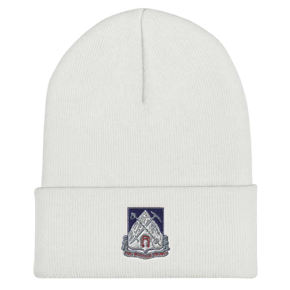 87th Infantry Cuffed Beanie