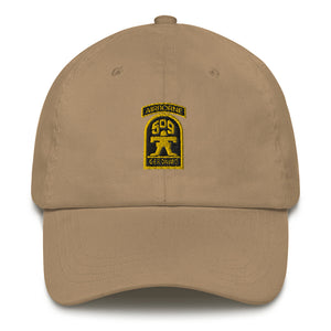 GERONIMO Dad hat