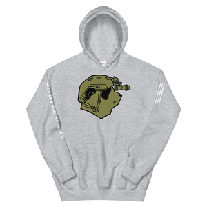 Pando Commando Night Fighter Hoodie