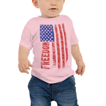 Load image into Gallery viewer, Baby Freedom Short Sleeve Tee