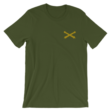Field Artillery Short-Sleeve Unisex T-Shirt