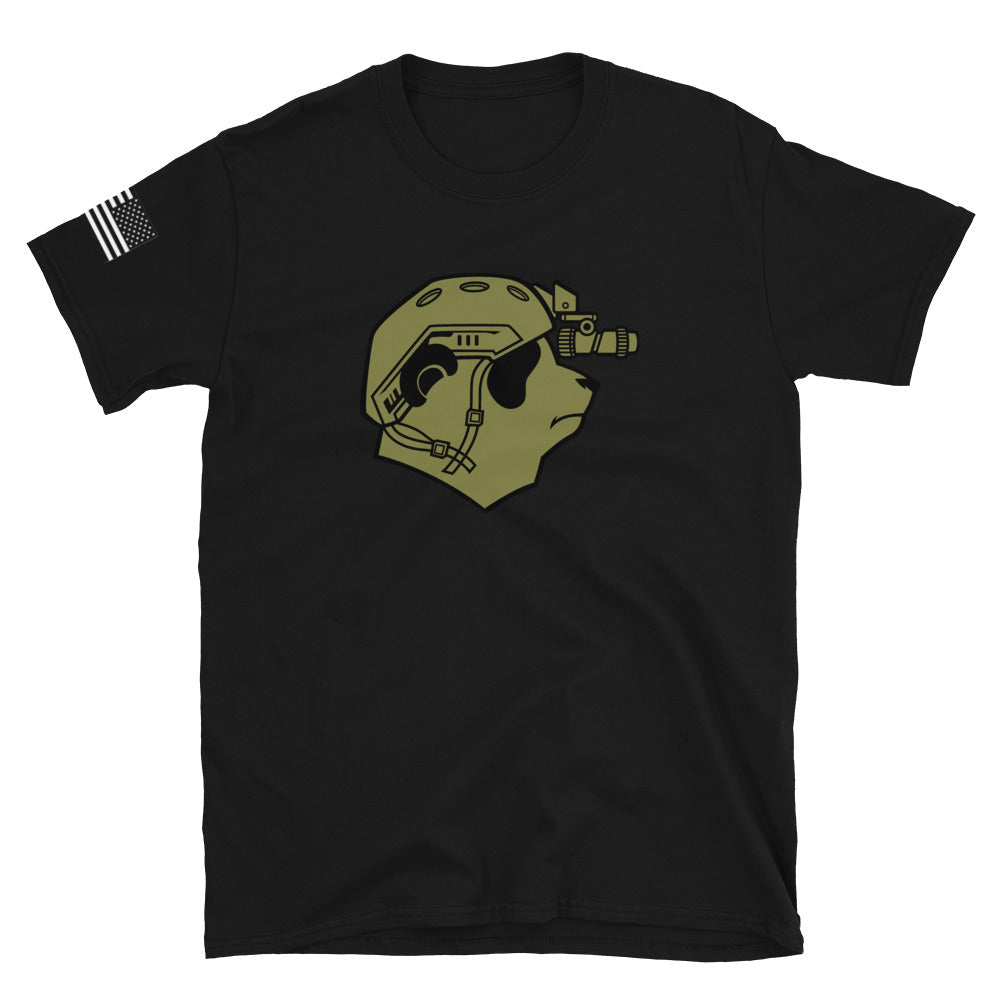 Pando Commando Night Fighter Tee