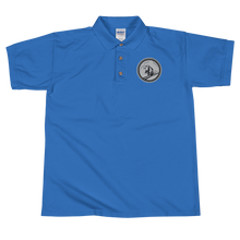 Load image into Gallery viewer, Pando Commando Embroidered Polo Shirt