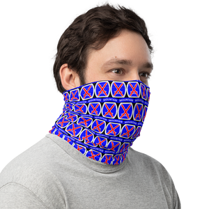 10th Mountain Pattern Neck Gaiter