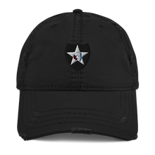 Load image into Gallery viewer, 2nf ID Distressed Dad Hat