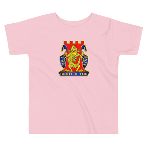 Golden Dragon Toddler Short Sleeve Tee
