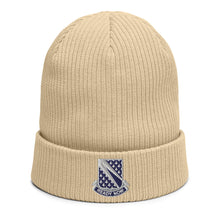 Load image into Gallery viewer, Ready Now (1-89 CAV) Organic ribbed beanie