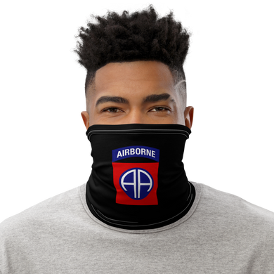 82nd Abn Neck Gaiter
