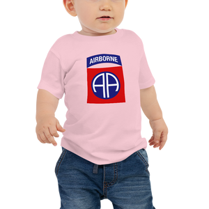 82nd Abn Baby Jersey Short Sleeve Tee