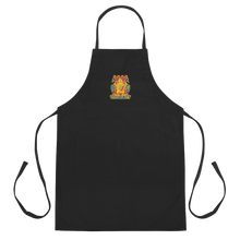 Load image into Gallery viewer, Golden Dragon Embroidered Apron