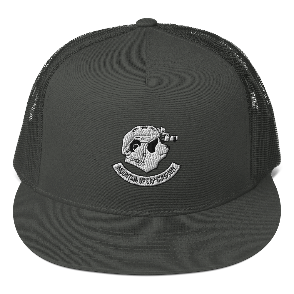 Mountain up Mesh Back Snapback