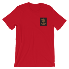 Load image into Gallery viewer, Wolfhound Embroidered Short-Sleeve Unisex T-Shirt