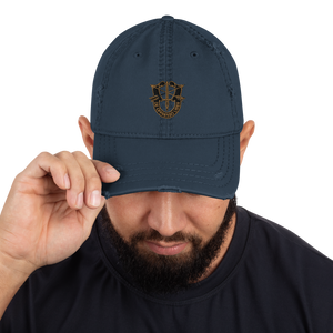 De Oppresso Liber Distressed Dad Hat