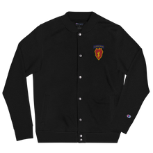 Load image into Gallery viewer, 4/25th Abn Embroidered Champion Bomber Jacket