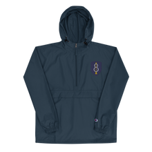 Load image into Gallery viewer, 8th ID Embroidered Champion Packable Jacket