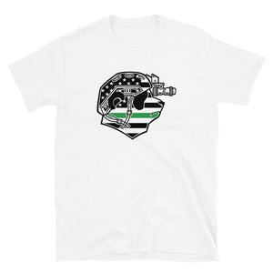 Thin Green Line Pando Commando Tee