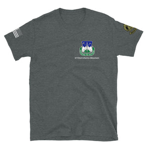 3/172nd Infantry (Mountain) Tee