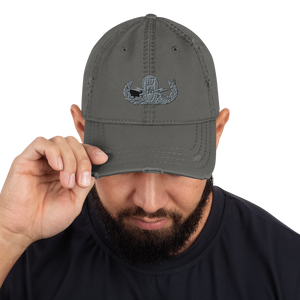 EOD Distressed Dad Hat