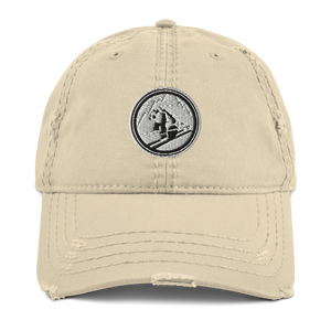 Pando Commando Distressed Dad Hat