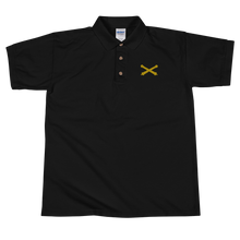 Load image into Gallery viewer, Field Artillery 100% Embroidered Polo Shirt