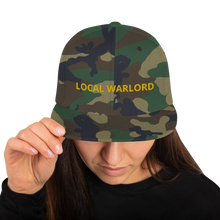 Load image into Gallery viewer, LOCAL WARLORD Snapback Hat