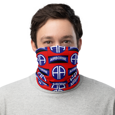 82nd Abn Pattern Neck Gaiter