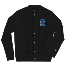 Load image into Gallery viewer, 10th Mountain Embroidered Champion Bomber Jacket
