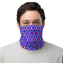 Load image into Gallery viewer, 10th Mountain Pattern Neck Gaiter