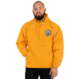 Pando Commando Embroidered Champion Packable Jacket