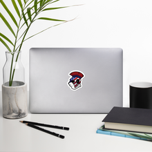 Load image into Gallery viewer, Spartan Panda Bubble-free stickers