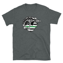 Load image into Gallery viewer, Thin Green Line Pando Commando Tee