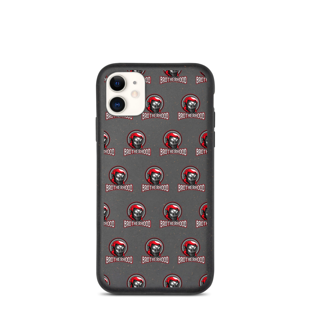 The Faceless Brotherhood Biodegradable phone case
