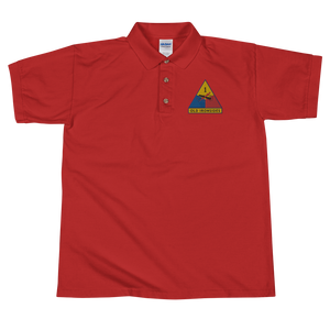 1AD Embroidered Polo Shirt