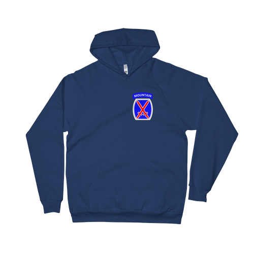10th Mountain Fleece Hoodie