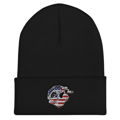 USA Pando Commando Cuffed Beanie