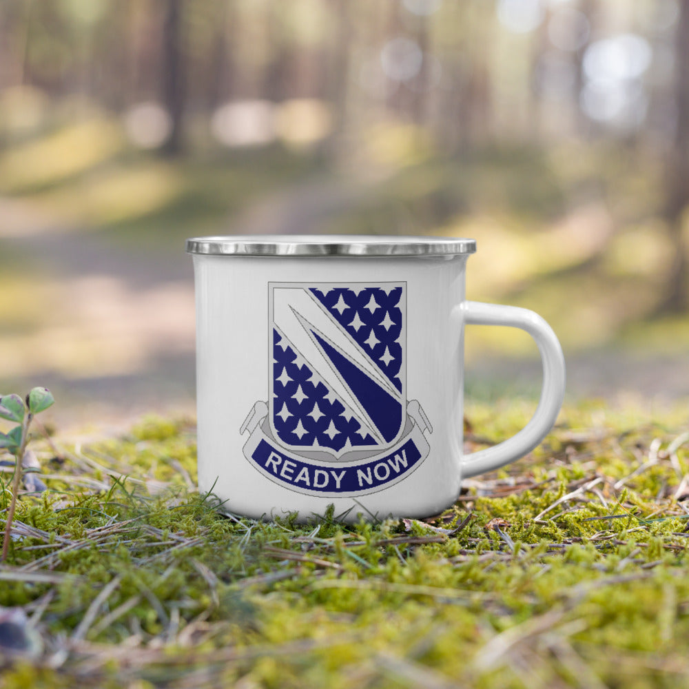 Ready Now (1-89 CAV) Enamel Mug