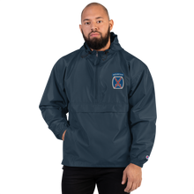 Load image into Gallery viewer, 10th Mountain Embroidered Champion Packable Jacket